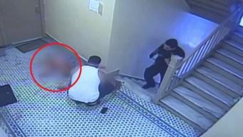 Perturbador video de madre acuchillada en El Bronx
