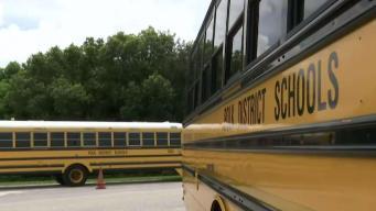 Habilitan líneas telefónicas sobre transporte escolar