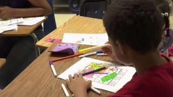 """""""Yo aprendí como escribir mejor"""": campamento de verano apoya a la juventud de Maryland"""