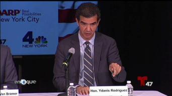 Candidatos hablan sobre la vivienda asequible en NY