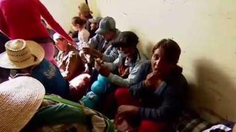 Se preparan para recibir a migrantes en Tijuana