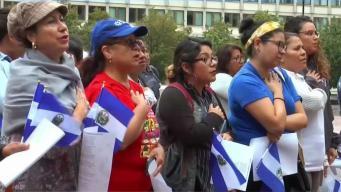 Celebración agridulce para salvadoreños en Boston