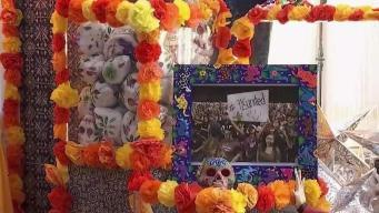 Celebración del Día de Muertos en el Instituto Cultural Mexicano