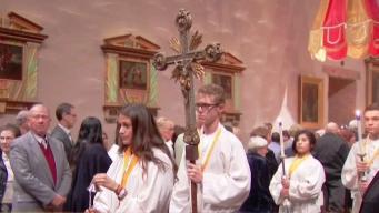 Celebran 2.5 siglos de la Misión de San Diego Alcalá
