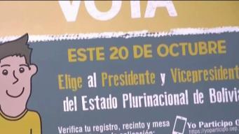 Cientos de bolivianos en el DMV podrían quedarse sin votar