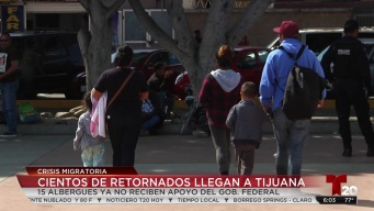 Activistas: Continúa crisis migratoria en la frontera