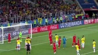 Colombia eliminada en penales