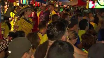 Colombia se despide como los grande del Mundial
