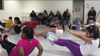 Combatiendo la obesidad infantil en Arlington
