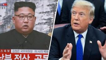"""Kim Jong-un envía mensaje """"amistoso"""" a Trump"""