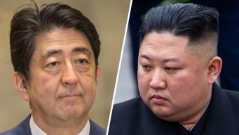 """""""Perfecto imbécil"""": Corea del Norte arremete contra Abe"""