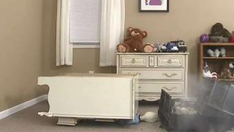 Cómo evitar accidentes con muebles y televisores