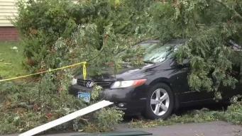 Connecticut se recupera de daños tras tormenta