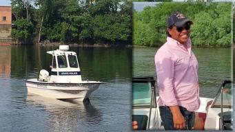 Continúa búsqueda de hombre en Río Connecticut