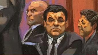 """""""El Chapo no está"""" apagón siembra el suspenso en corte"""