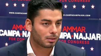 Ammar Campa-Najjar responde a ataques de Duncan Hunter