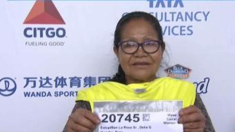 Corredores hispanos listos para el Maratón de Boston