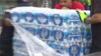 Crisis de agua en Newark escala a los tribunales