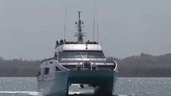 Crisis en el servicio de lanchas a islas municipios