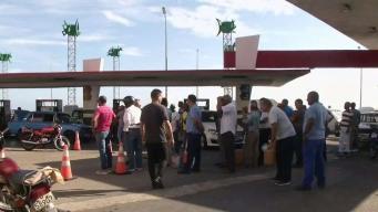 Cuba enfrenta escasez de gasolina