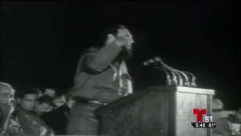 Cuba reacciona a revelación de que la CIA atentó contra Fidel Castro