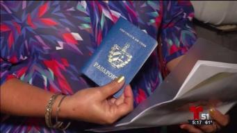 Cubanos con visas a EEUU tendrán que renovar en otro país