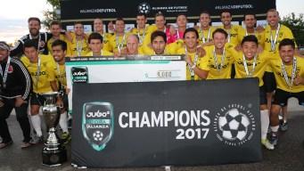 Denver: resultados JUGOtv Copa Alianza 2017