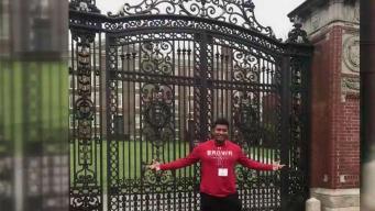 De un pequeño pueblo en México a un Ivy League