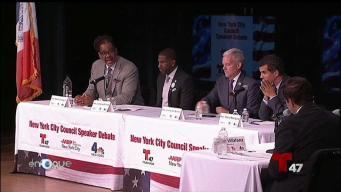 Debate por la presidencia del Concejo Municipal