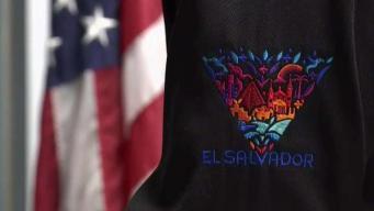 Delegación salvadoreña de ciudades hermanas llega a DC