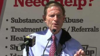 Demandan más fondos para combatir crisis de opioides en Conn.
