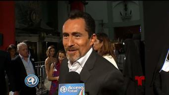 "Demián Bichir en ""The Nun"""
