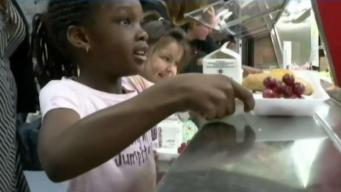 Desayunos y almuerzos gratis para estudiantes de Providence