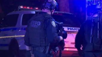 Detalles sobre balacera entre policías y sospechoso