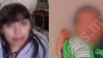Arrestan a madre que tiró cuerpo de bebé