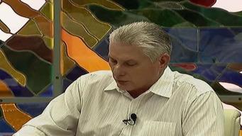 Díaz-Canel anuncia nuevas medidas