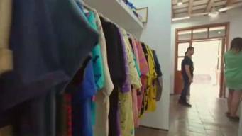 Diseño de ropas al estilo cubano que molesta al gobierno