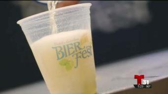 Disfruta de Bier Fest de Busch Gardens