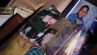 Dominicano lucha por recuperar su hogar tras explosiones