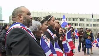 Dominicanos en Boston celebraron Día de Independencia