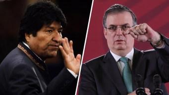 México ofrece asilo a Evo Morales tras su renuncia
