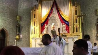 Ecuatorianos celebran Virgen del Cisne en Lawrence