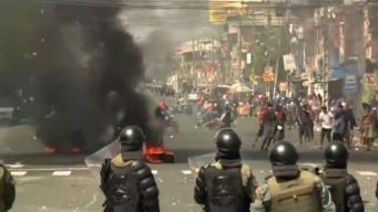 Ecuatorianos se expresan sobre paz en su nación