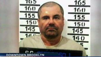 El Chapo Guzmán comparece en corte de Brooklyn