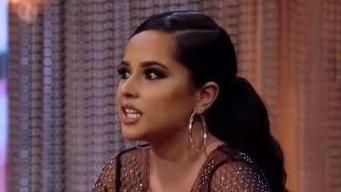 "El consejo de Becky G a concursantes de ""La Voz"""
