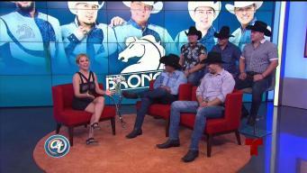 El grupo Bronco viene fuerte con su nueva producción