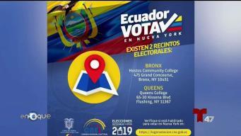 Elecciones seccionales de Ecuador 2019