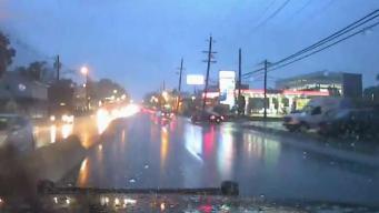 Emiten alertas de inundación repentina en NJ