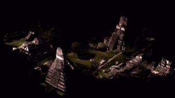 Encuentran mega ciudad maya oculta en la selva de Guatemala
