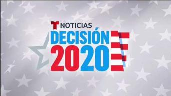 Encuesta exclusiva de Telemundo elecciones 2020